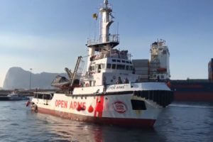 Spain stops Open Arms rescue boat