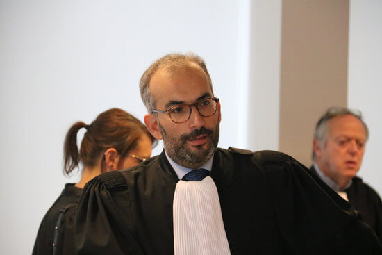 Belgian lawyer for Pablo Llarena
