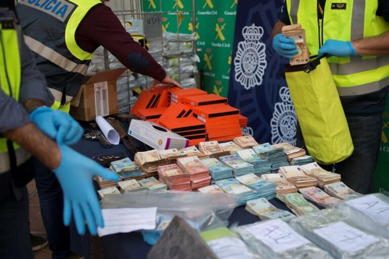 Police seize cocaine