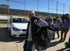 Rato enters prison