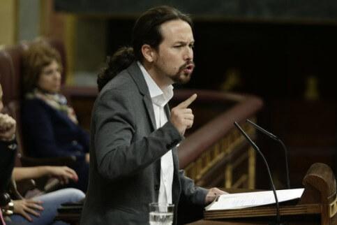 Podemos leader, Pablo Iglesias