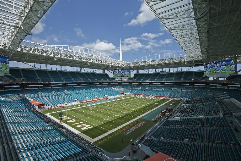 Miami's Hard Rock Stadium