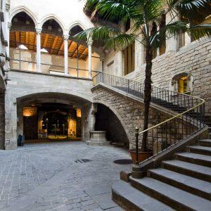 Museu Picasso_Palau Berenguer d'Aguilar