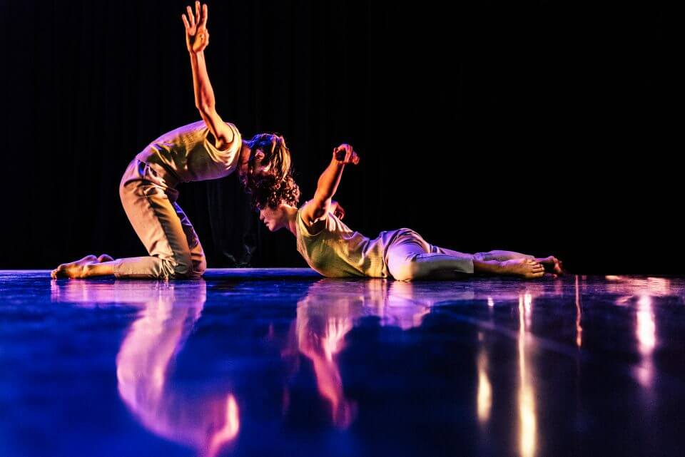 Stopgap Dance - The Enormous Room - Festival de Otoño Madrid