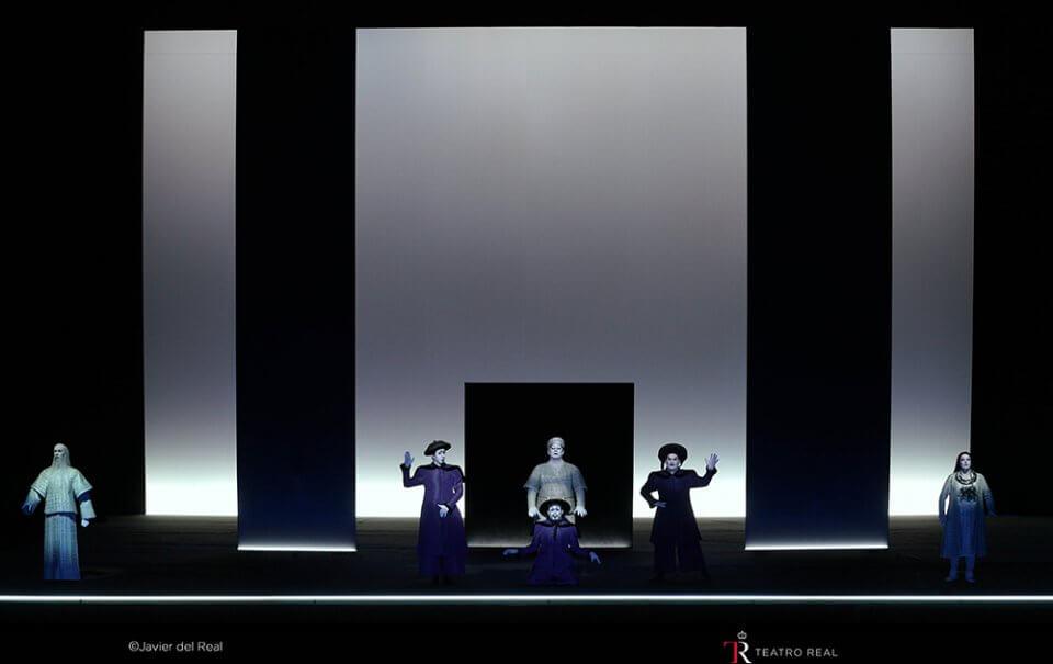 Turandot at Teatro Real Madrid