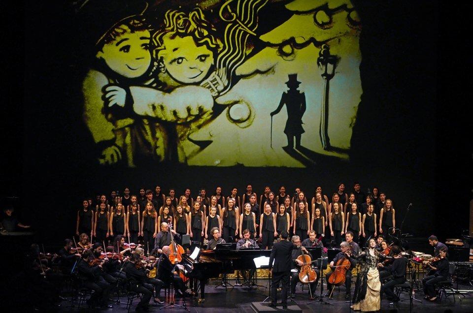 A Christmas Carol at Liceu 2018
