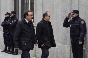 Jordi Turull and Josep Rull