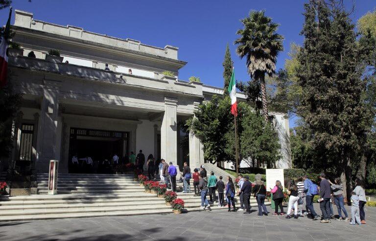 Mexico Los Pinos