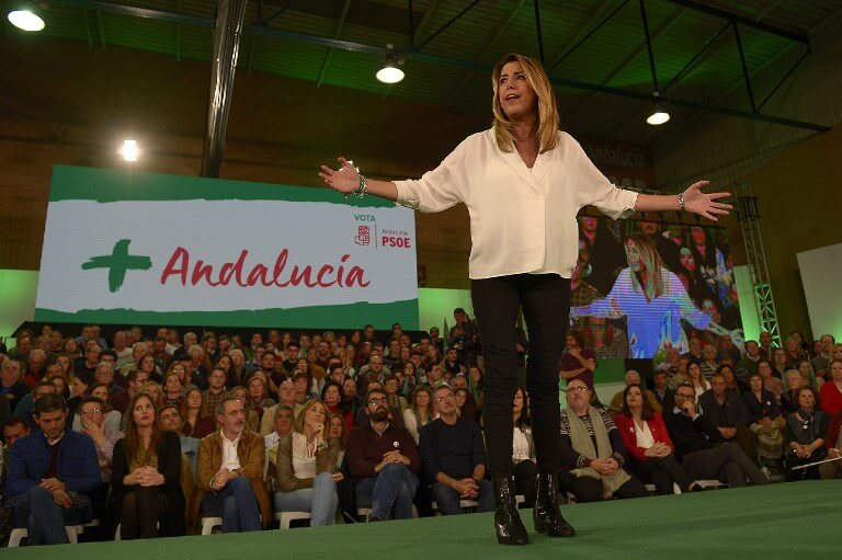 Andalusian elections