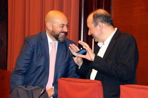 Vicent Sanchis and Saul Gordillo