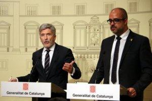 Spain's Home Affairs Minister, Fernando Grande-Marlaska