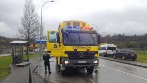 Firefighters Asturias