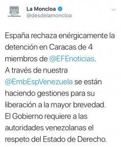 Moncloa Venezuela