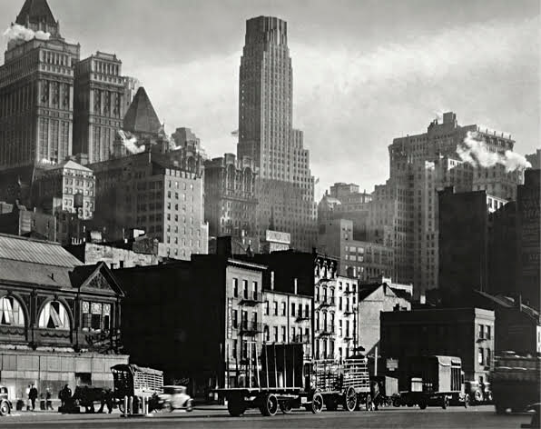 Berenice Abbott. Portraits of Modernity