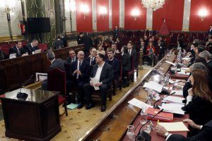 Catalan trial at Supreme Court