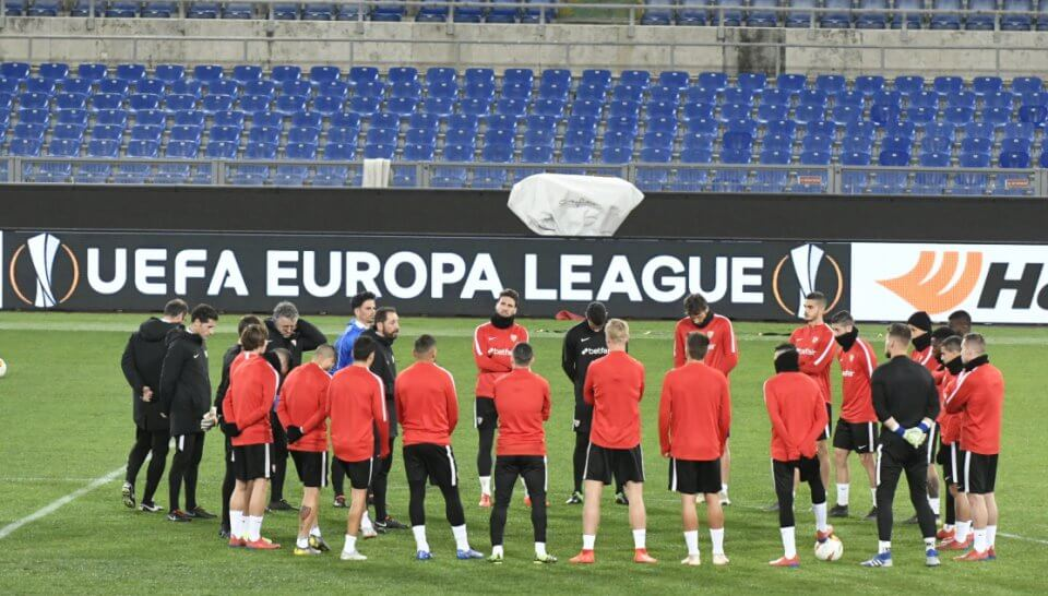 Sevilla FC Europa League