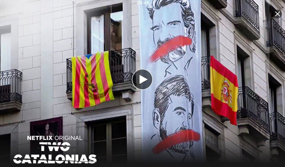 Netflix Two Catalonias