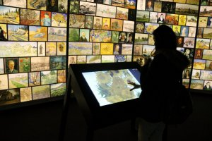 Meet Vincent van Gogh Exhibition