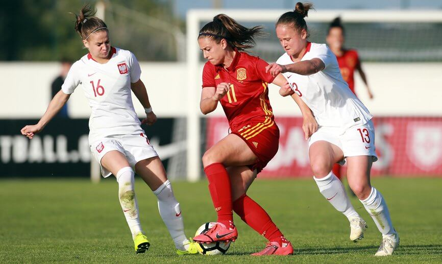 Spanish Women's Football