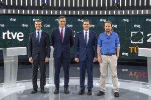 TVE election debate