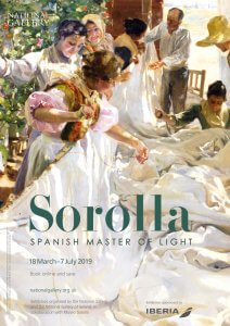 Sorolla Exhibition in London