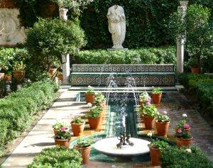 Garden of Sorolla Museum (BSS)