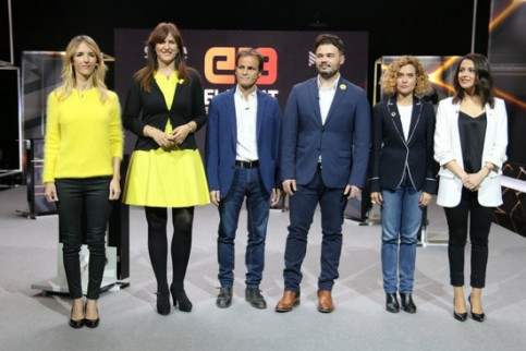 Catalan candidates in general election