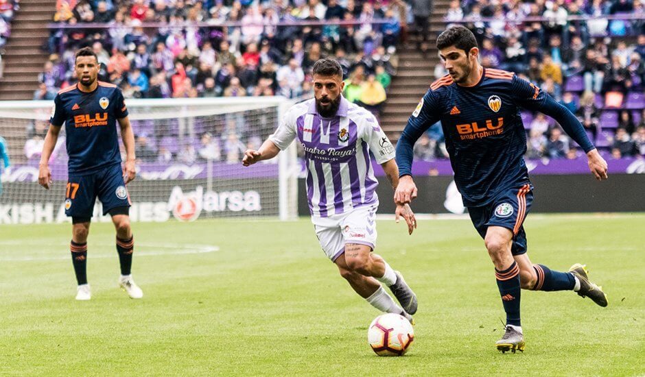 Real Valladolid v Valencia