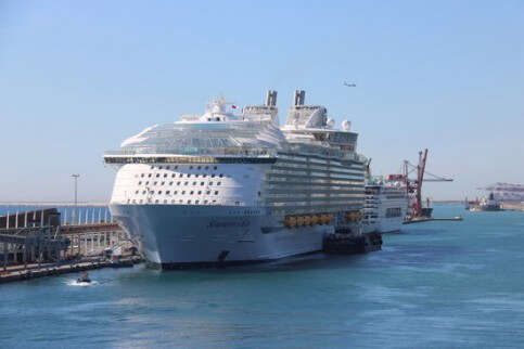 'Symphony of the Seas'