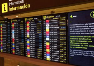 Barcelona El Prat airport