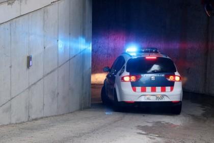 Catalan police