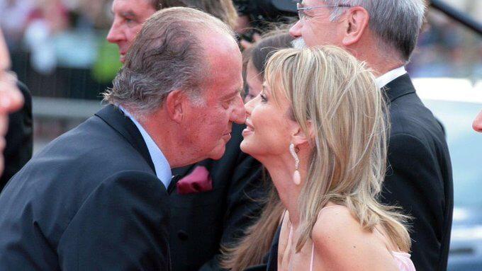 Juan Carlos I and Corinna