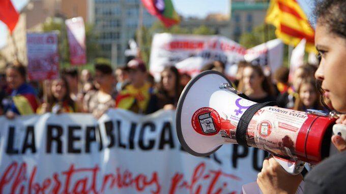 General Strike Catalonia