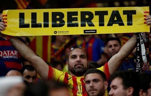 Barça supporter