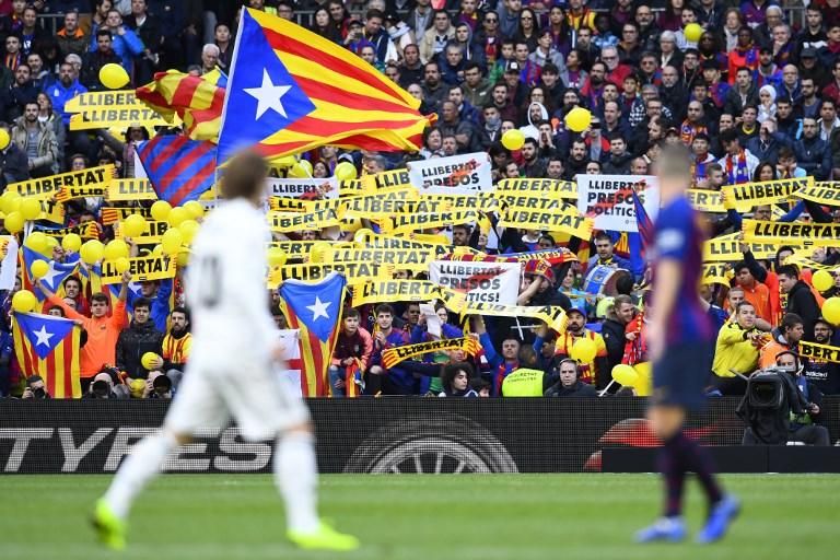 Barça v Real Madrid