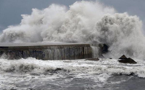 Storm Gloria in Catalonia