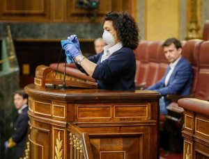 Cleaning Spanish Congress