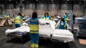 Healthworkers Madrid