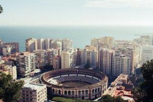 An image of Malaga by Christian Moller (Unsplash)