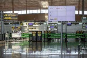 Barcelona airport