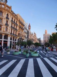 Valencia bollards