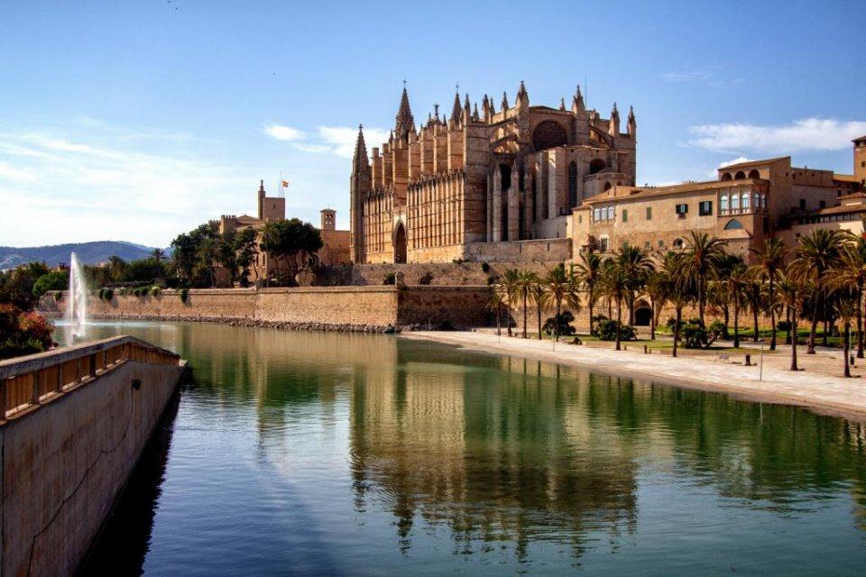 Cathedral of Santa María of Palma de Mallorca