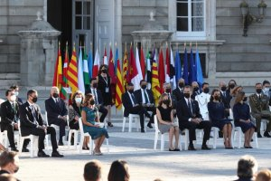 Ceremony held at Madrid's Royal Palace