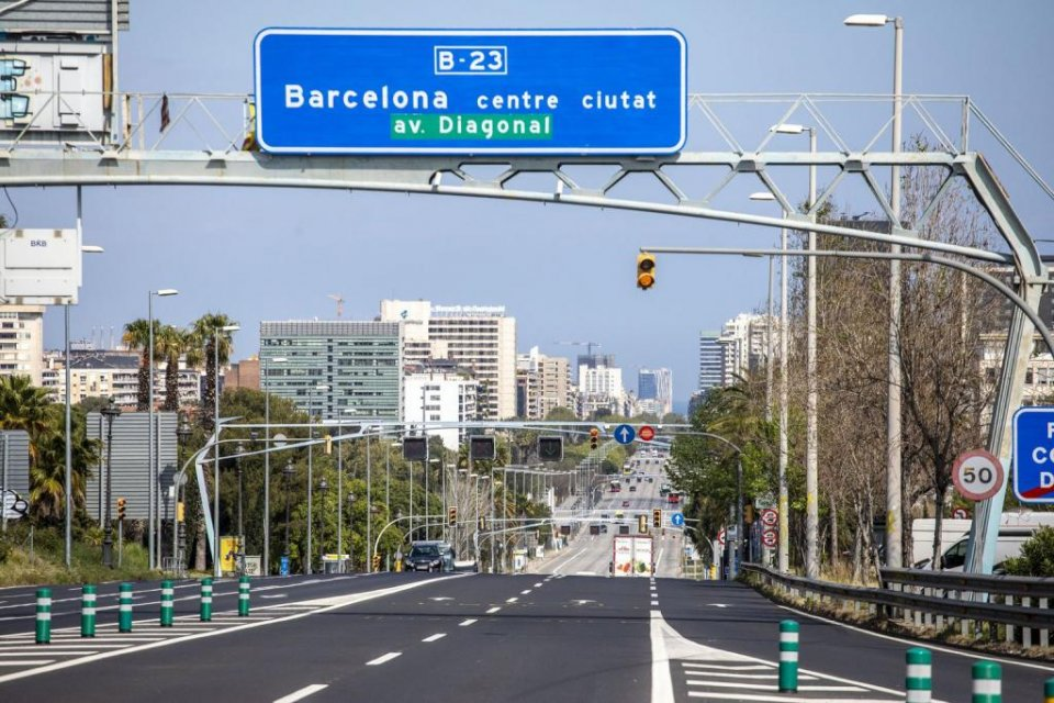 Avenida Diagonal, Barcelona