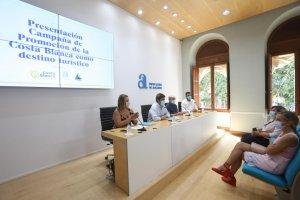 Costa Blanca tourism presentation.