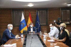 Canary Islands president Ángel Víctor Torres