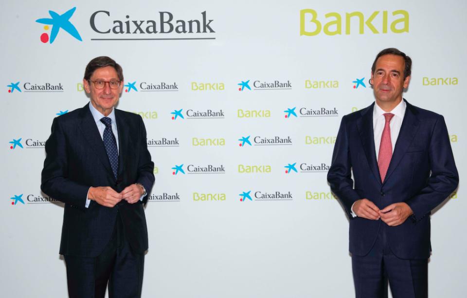 CaixaBank and Bankia