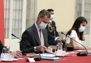 Felipe VI and Letizia
