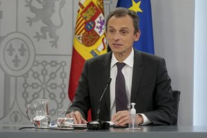 Pedro Duque, Spain's Minister for Science & Innovation
