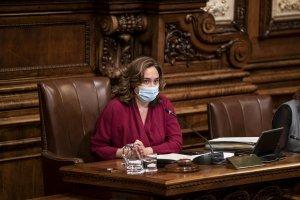 Barcelona Mayor Ada Colau